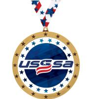 "4"" USSSA Colossal Medals"