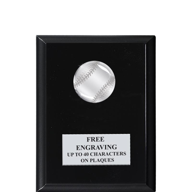 Baseball Vortex Plaque