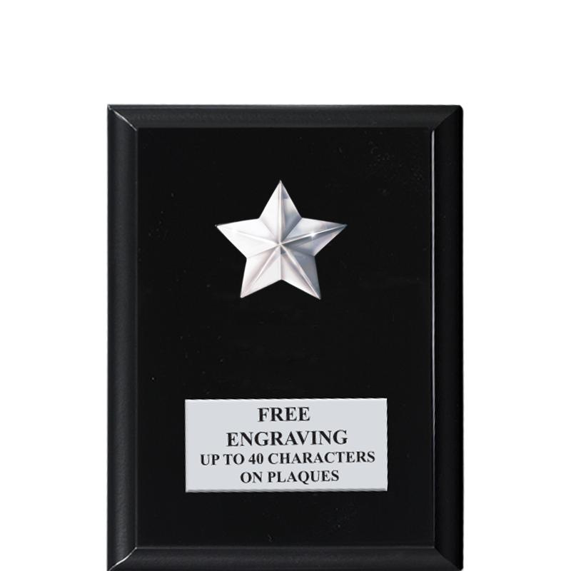 Star Vortex Plaque