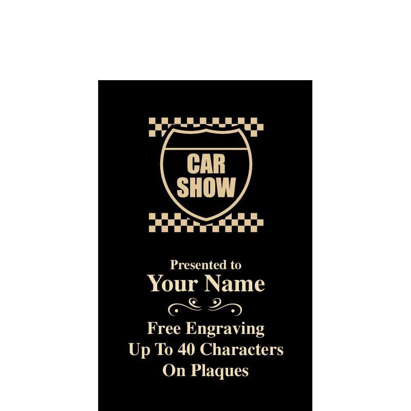 Car Shows Plaques Crown Awards - Car show plaques