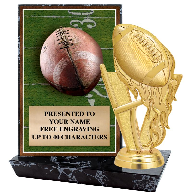 "6""X6"" STADIUM PLAQUE"
