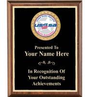 USSSA Executive Wood Plaques