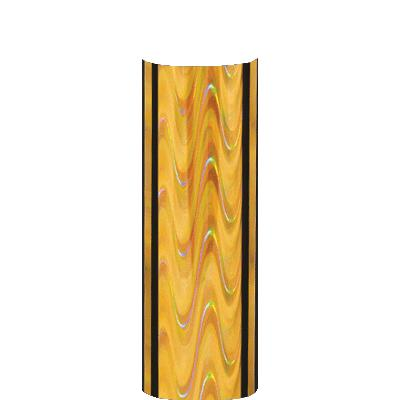 GOLD OCEAN WAVE COLUMN