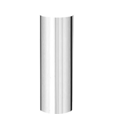 SILVER MIRRORED COLUMN