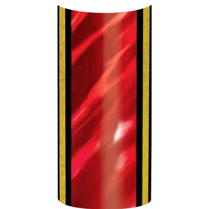 RED SOLAR COLUMN