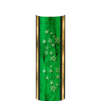 GREEN-GOLD STARS COLUMN