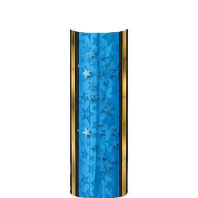 BLUE-GOLD STARS COLUMN