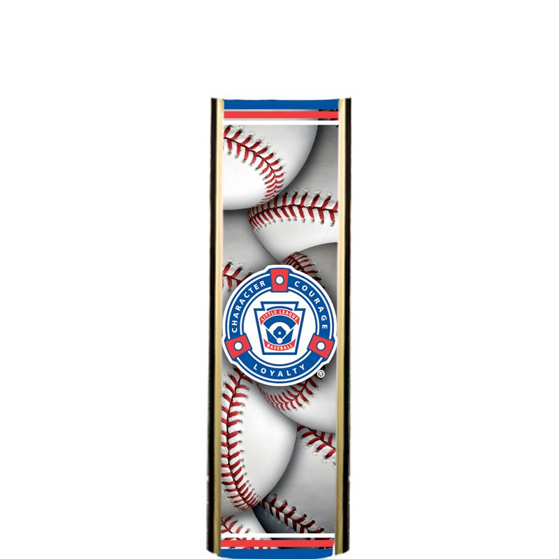 "6""LITTLE LEAGUE BB LOGO ULTRA"