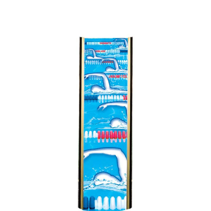 "6"" SWIMMING ULTRA MYLAR"