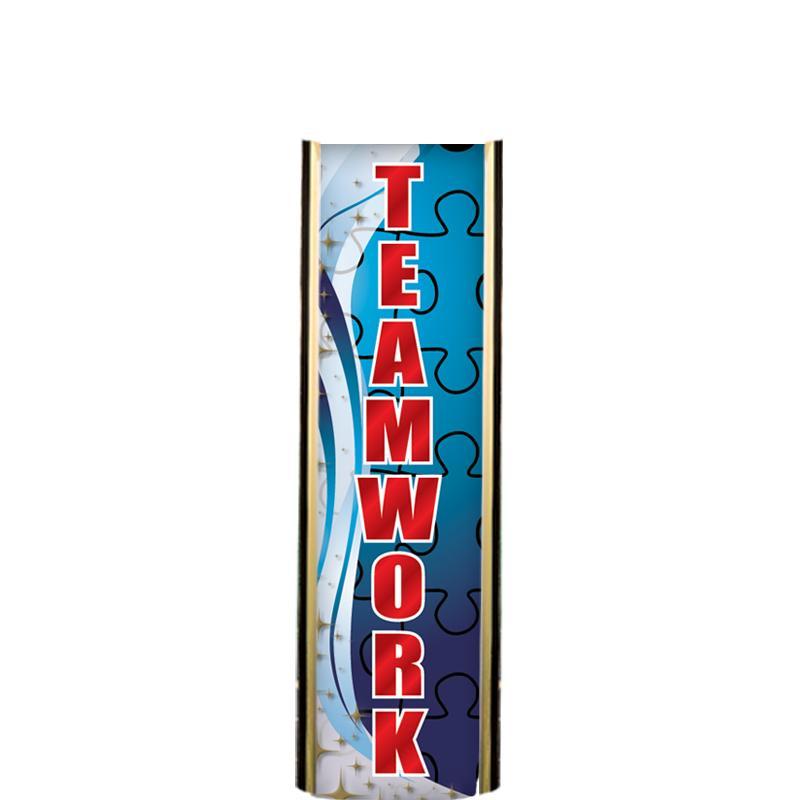 "6"" TEAMWORK ULTRA MYLAR"